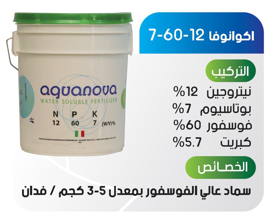 اكوانوفا12-60-7